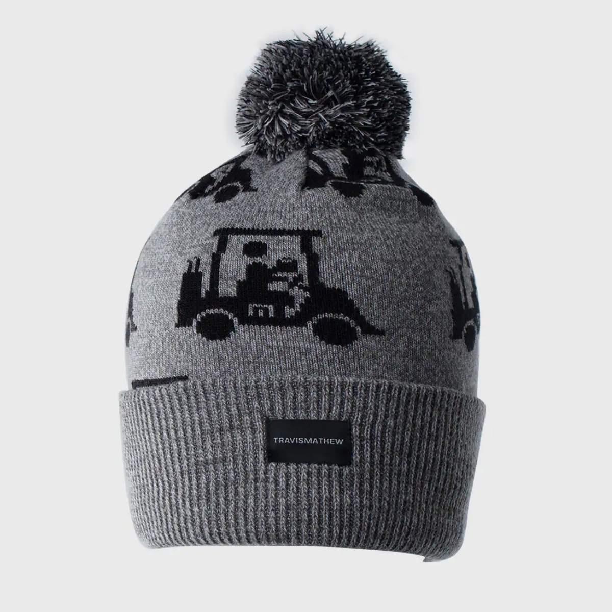 TravisMathew Swingles Beanie Hat