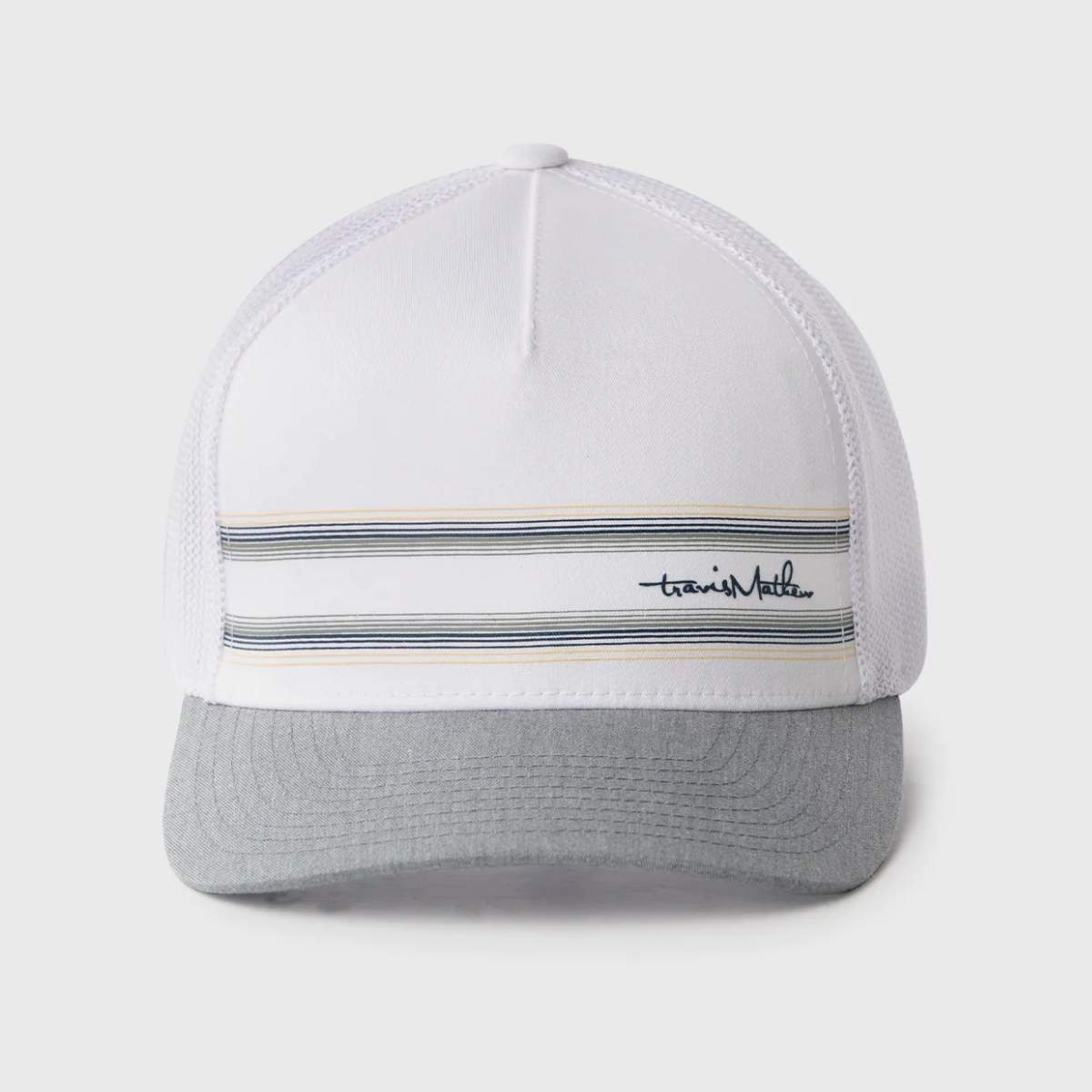TravisMathew Toasted Fitted Hat
