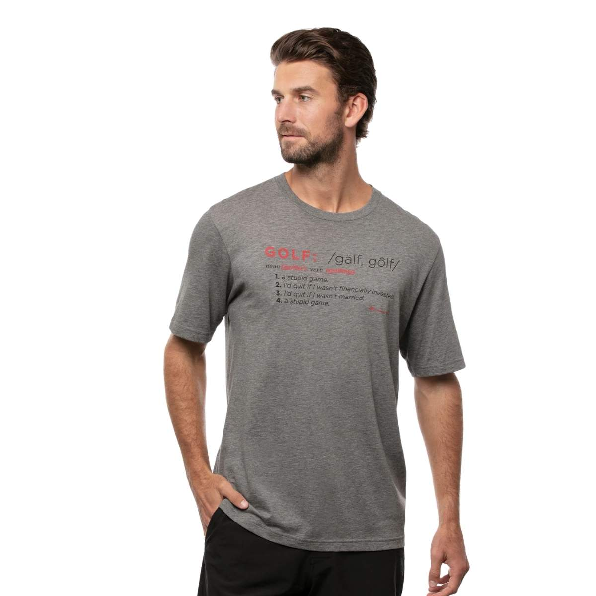 TravisMathew Trail Magic T-Shirt