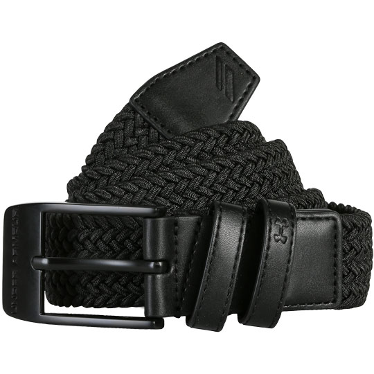 Under Armour Mens Braid 2.0 Woven Belt