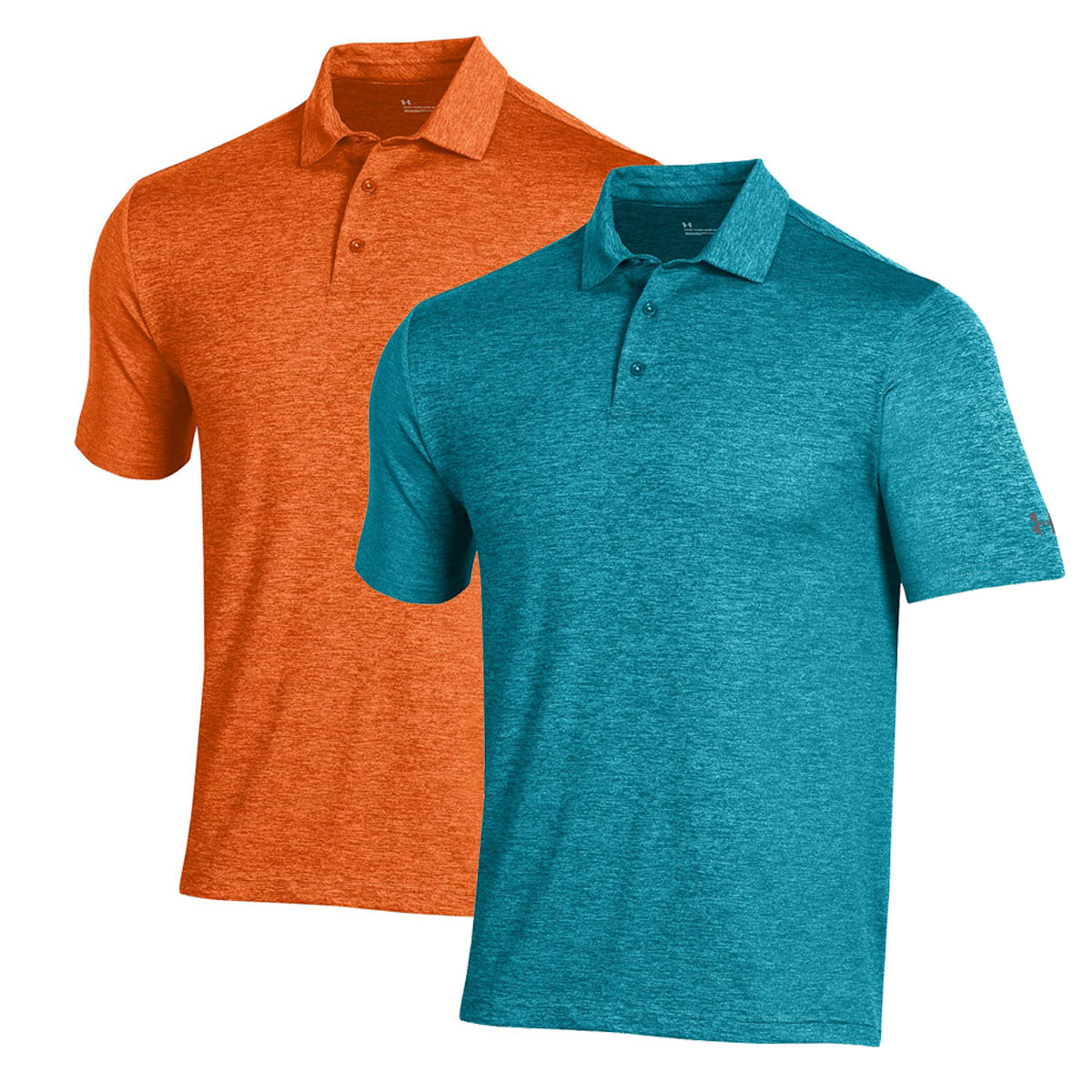 Under Armour Men's Playoff 2.0 Heather Polo