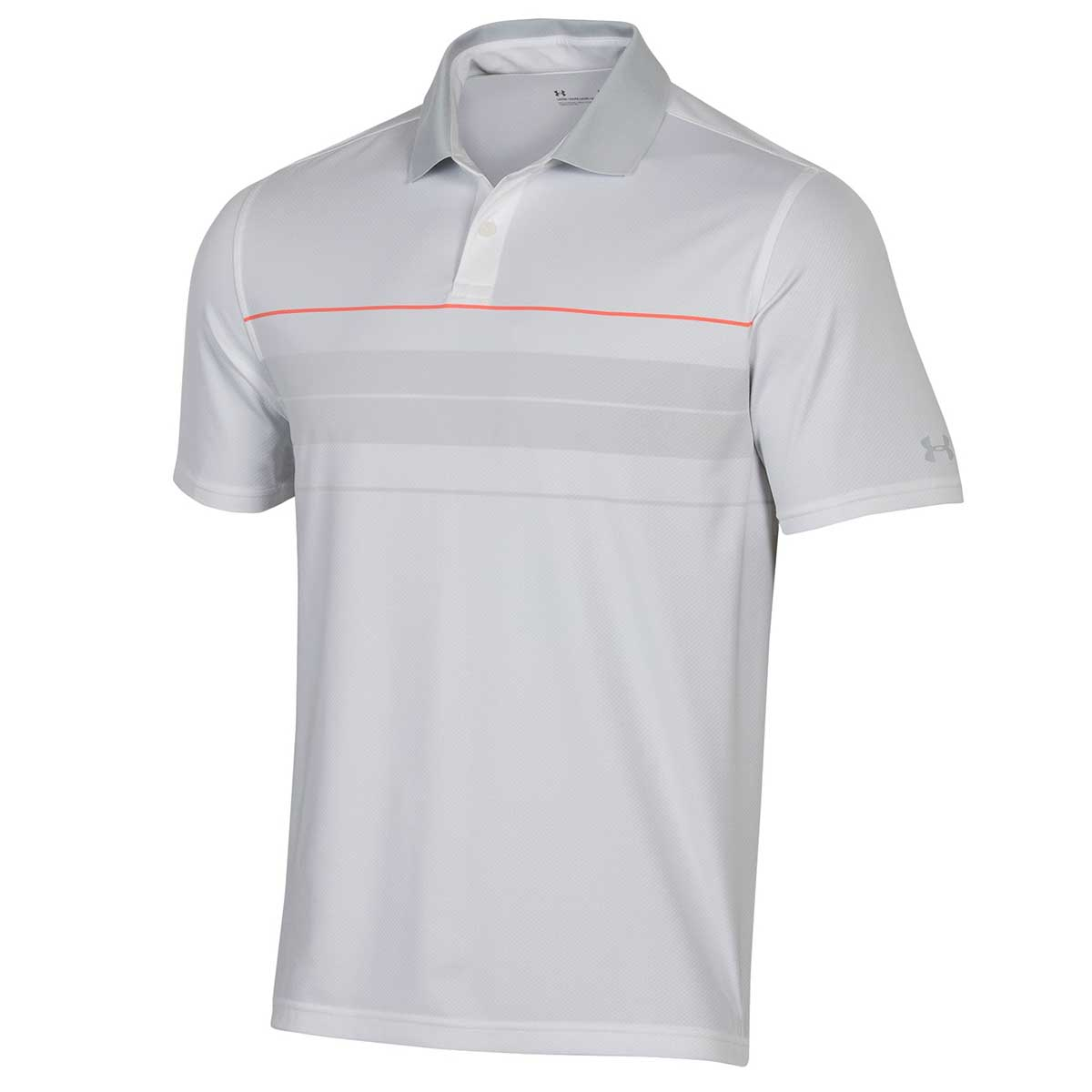 Under Armour Men's Performance Chest Stripe Polo