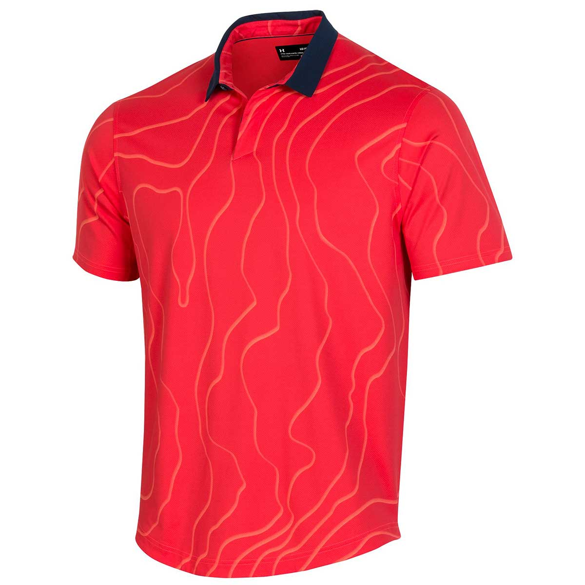 Under Armour Men's Iso-Chill Shadow Polo