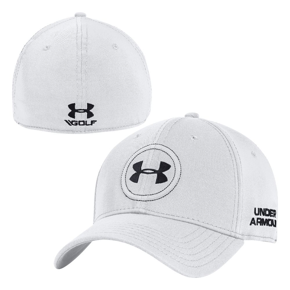 Under Armour Jordan Spieth Official Tour Hat White