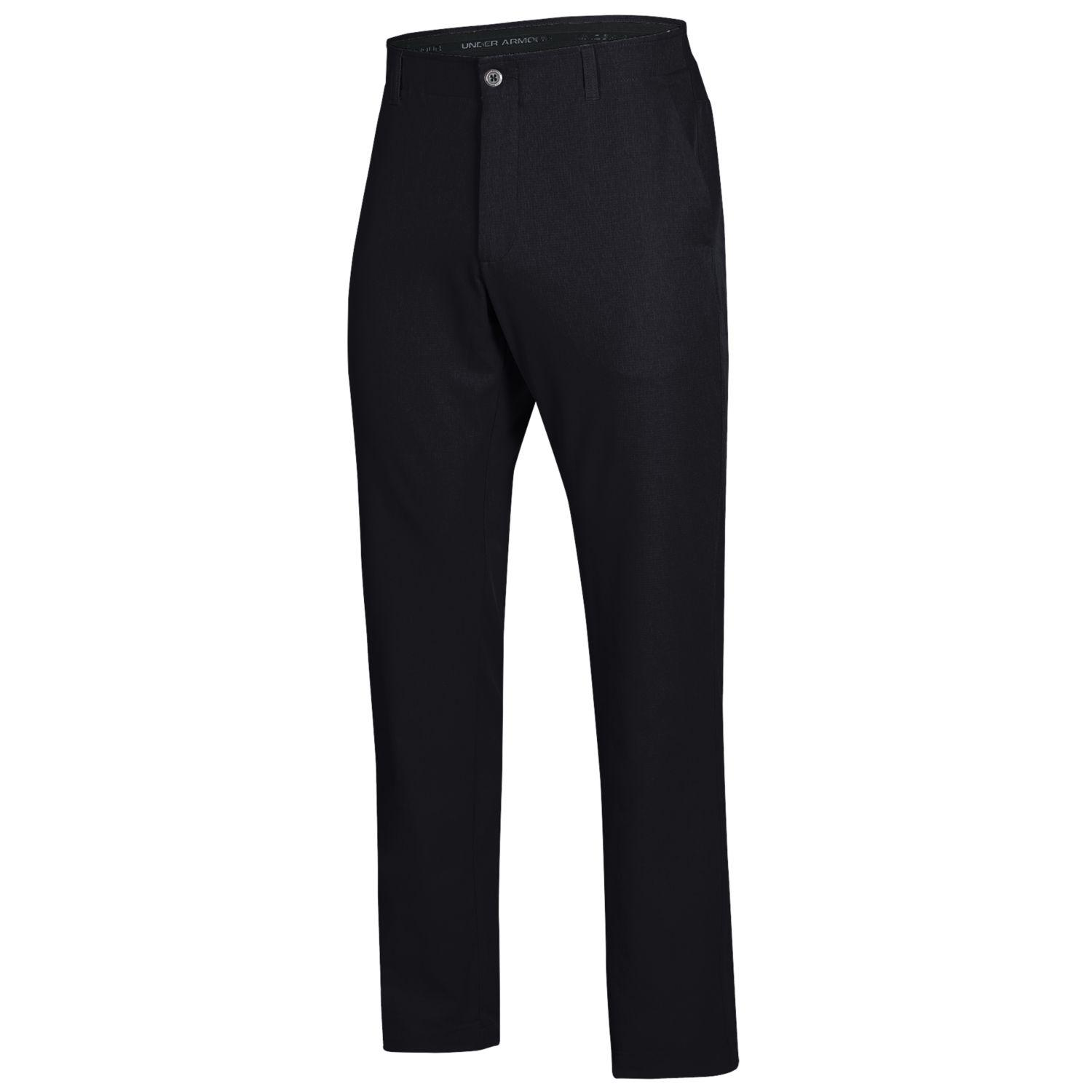 Under Armour Men's 2019 Show Down Vented Black Pant