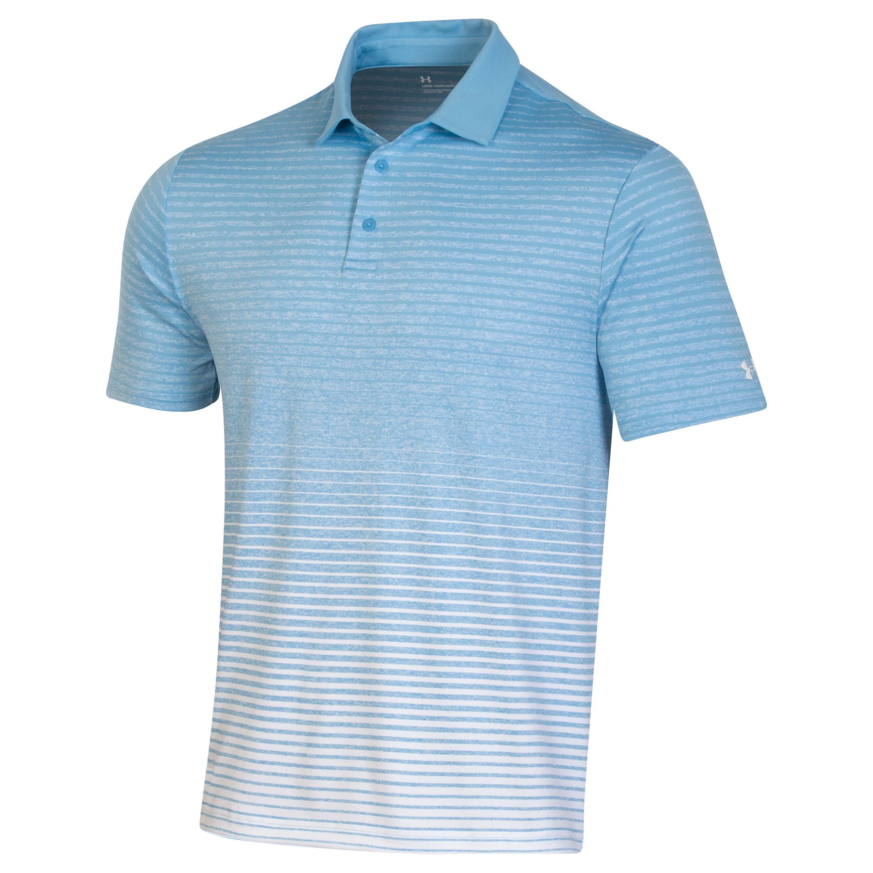 Under Armour Men's 2021 Playoff 2.0 Up & Down Polo