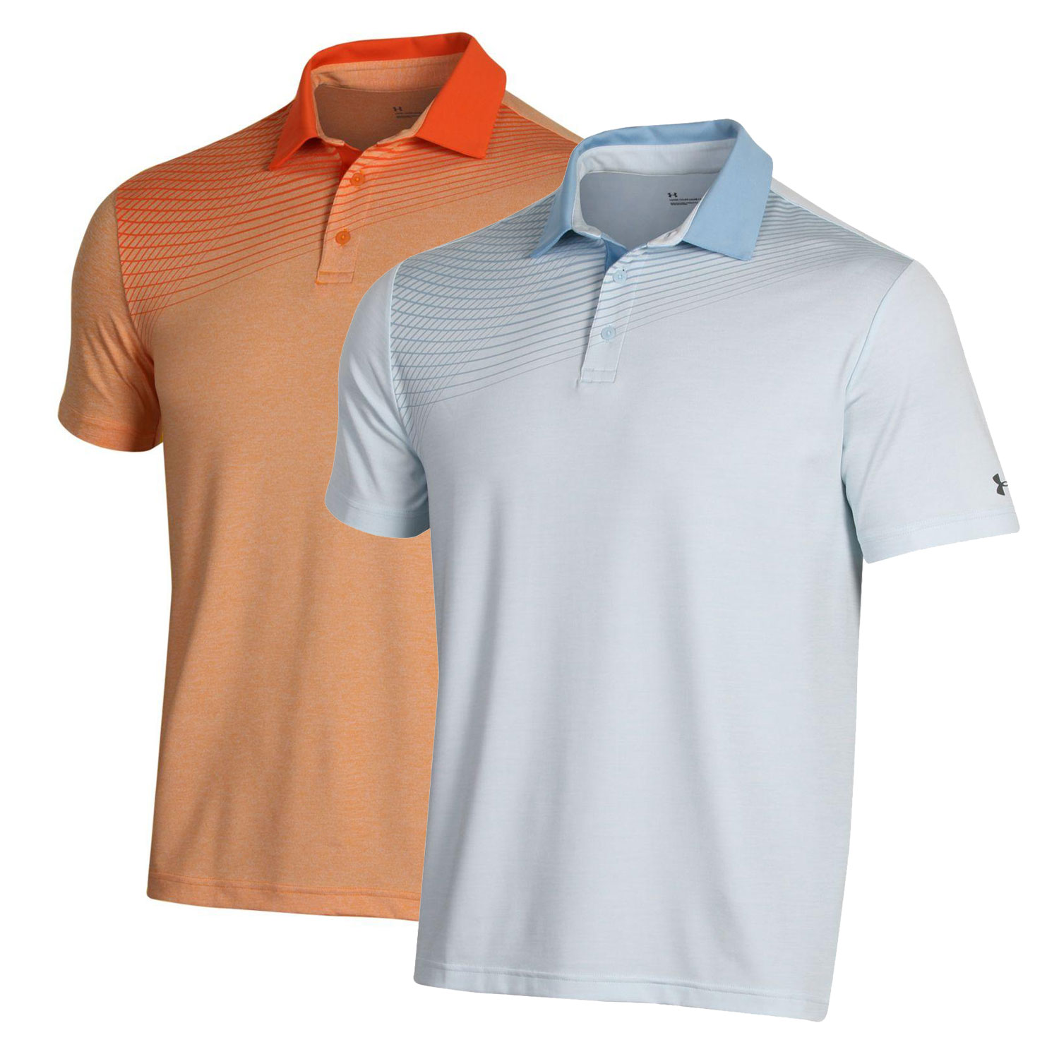 Under Armour Men's Playoff 2.0 Backswing Polo