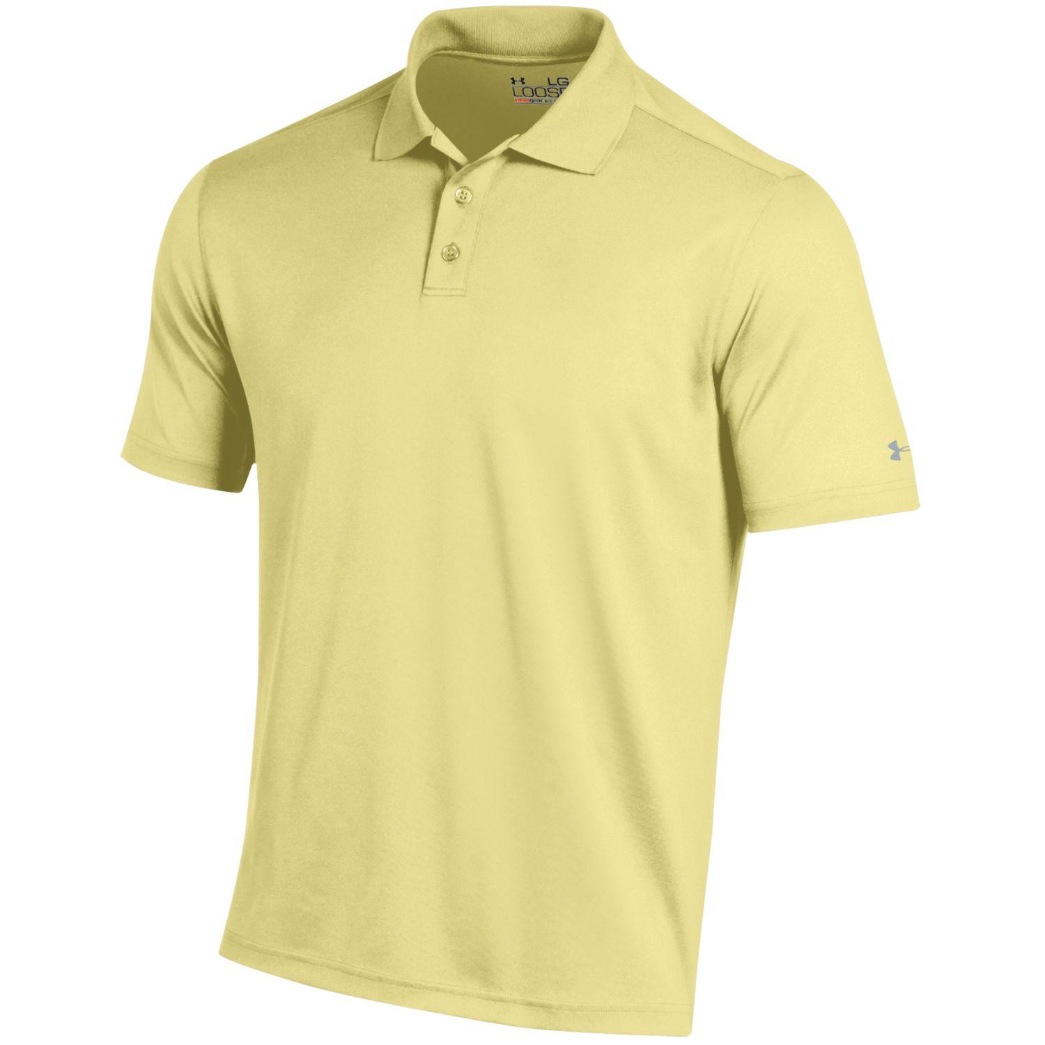 Under Armour Mens 2018 Performance Solid Polo