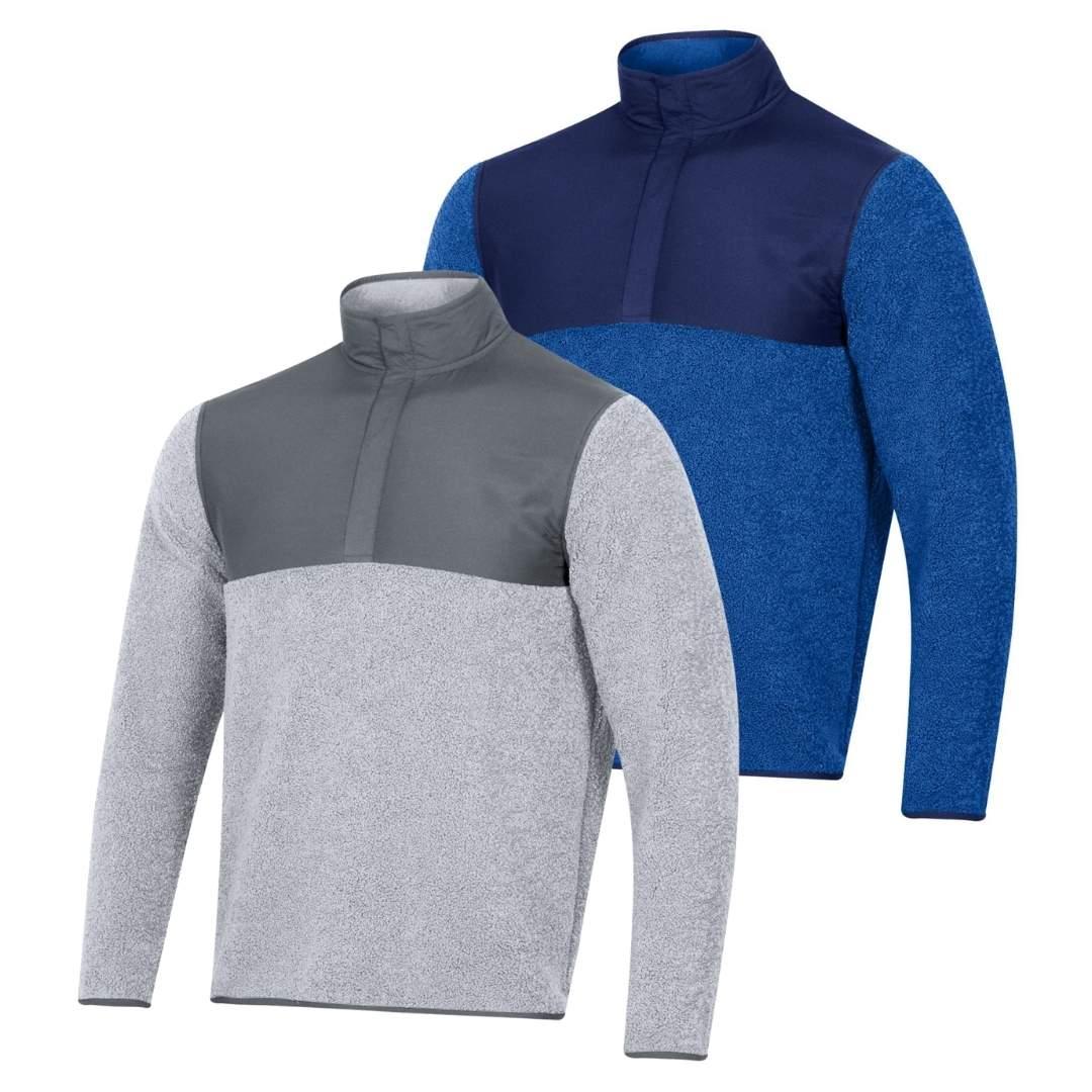 Under Armour Men's 2021 Pile Fleece Half Snap Pullover