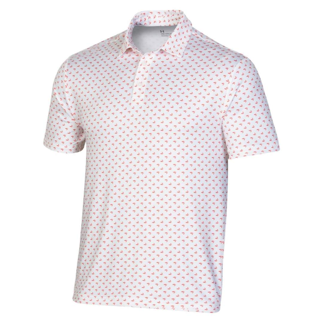 Under Armour Men's 2021 Playoff 2.0 Micro Print Polo