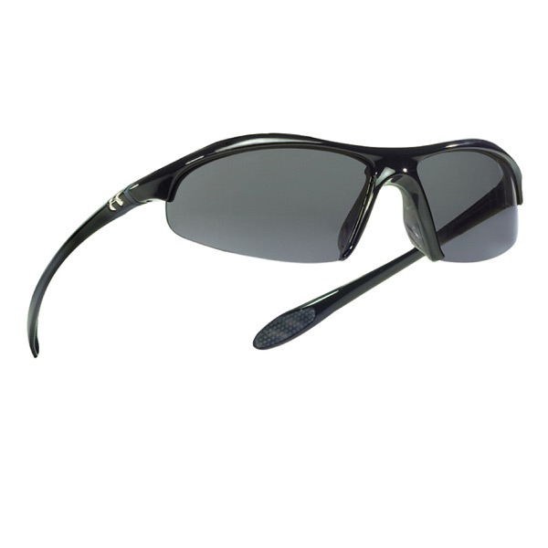 Under Armour UA Zone Shiny Black Sunglasses
