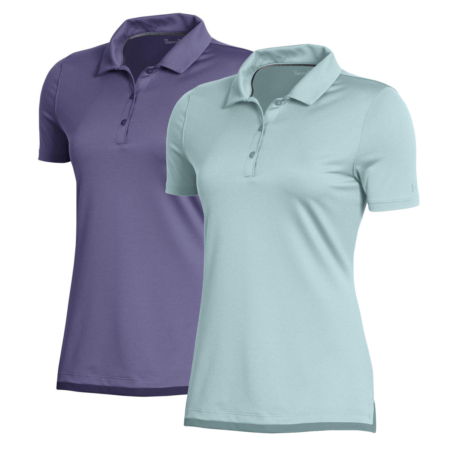 Under Armour Women's 2019 Rally Solid Polo