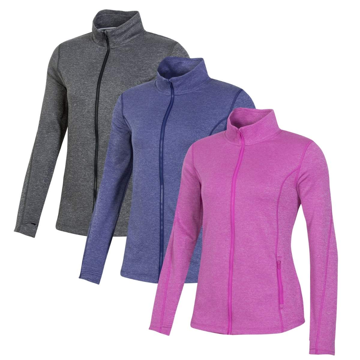 Under Armour Women's 2021 Range Fleece Full Zip Jacket