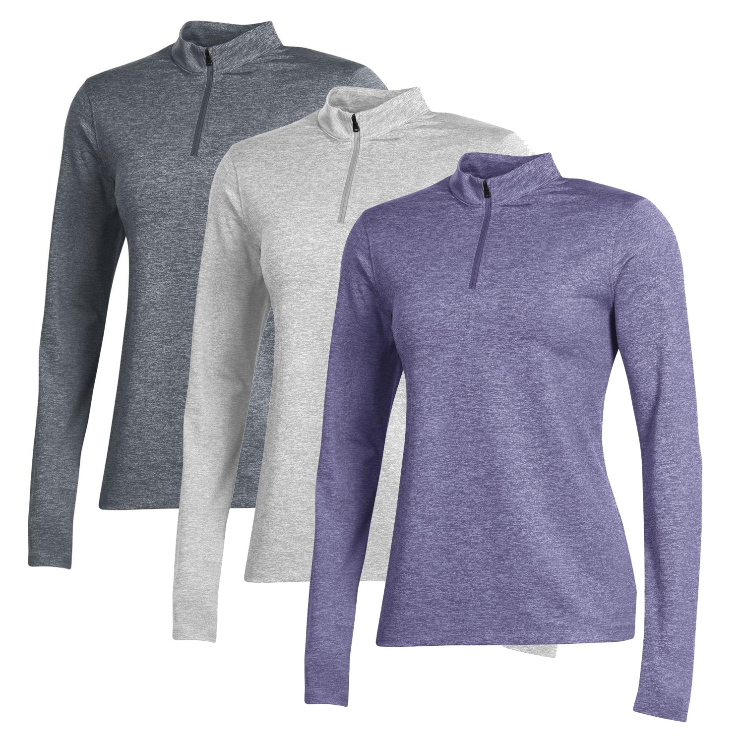 Under Armour Women's Zinger 2.0 1/4 Zip Pullover