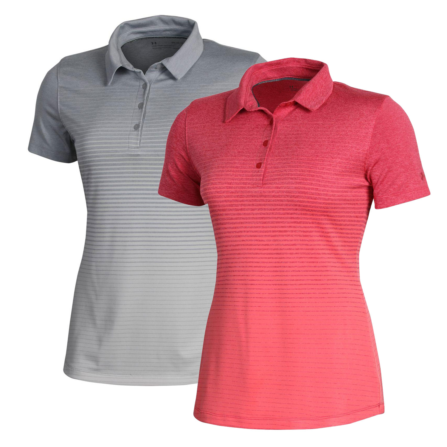 Under Armour Women's Zinger Skyfall Polo