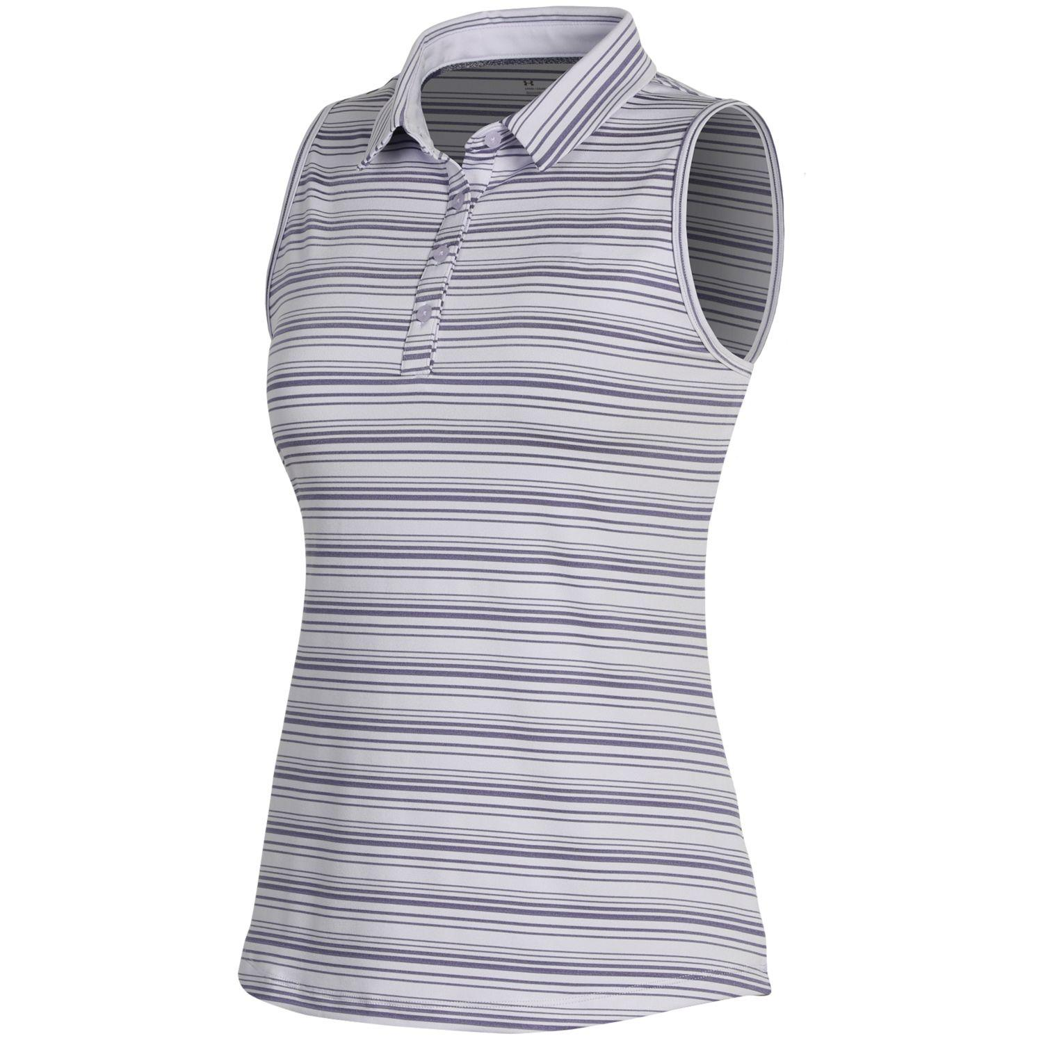 Under Armour Women's Zinger Velocity Sleeveless Polo
