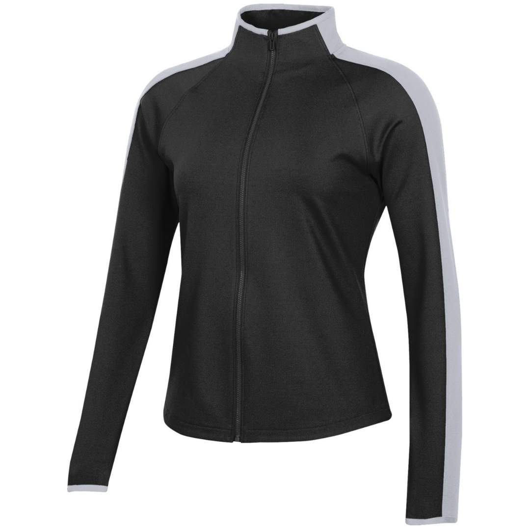 Under Armour Women's 2021 Space Midlayer Full Zip Jacket