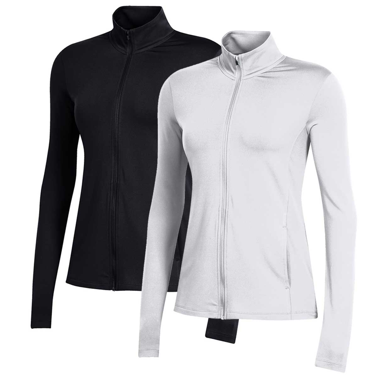 Under Armour Women's Zinger Tulip Full Zip Jacket