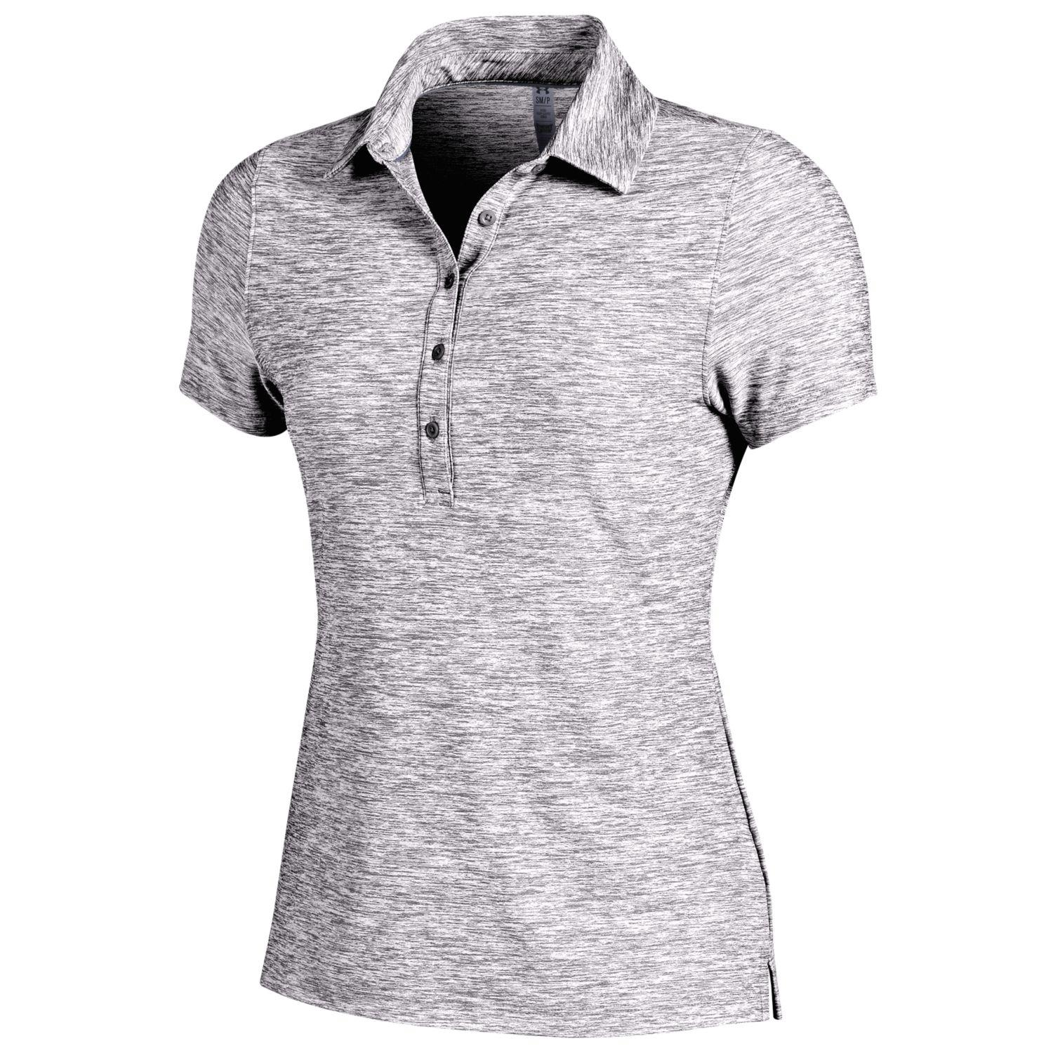 Under Armour Womens 2018 Zinger Stripe Polo