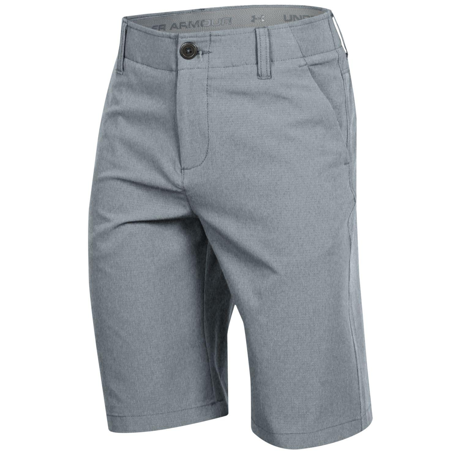 Under Armour Junior Boys Vented Golf Short