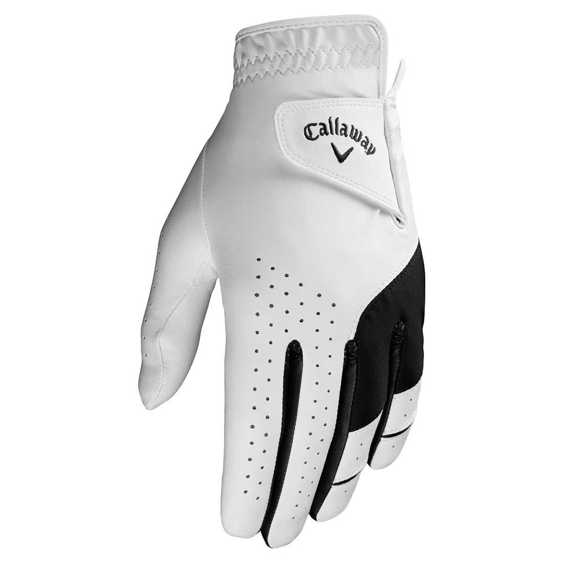 Callaway Men's Weather Spann Left Hand Regular Golf Glove