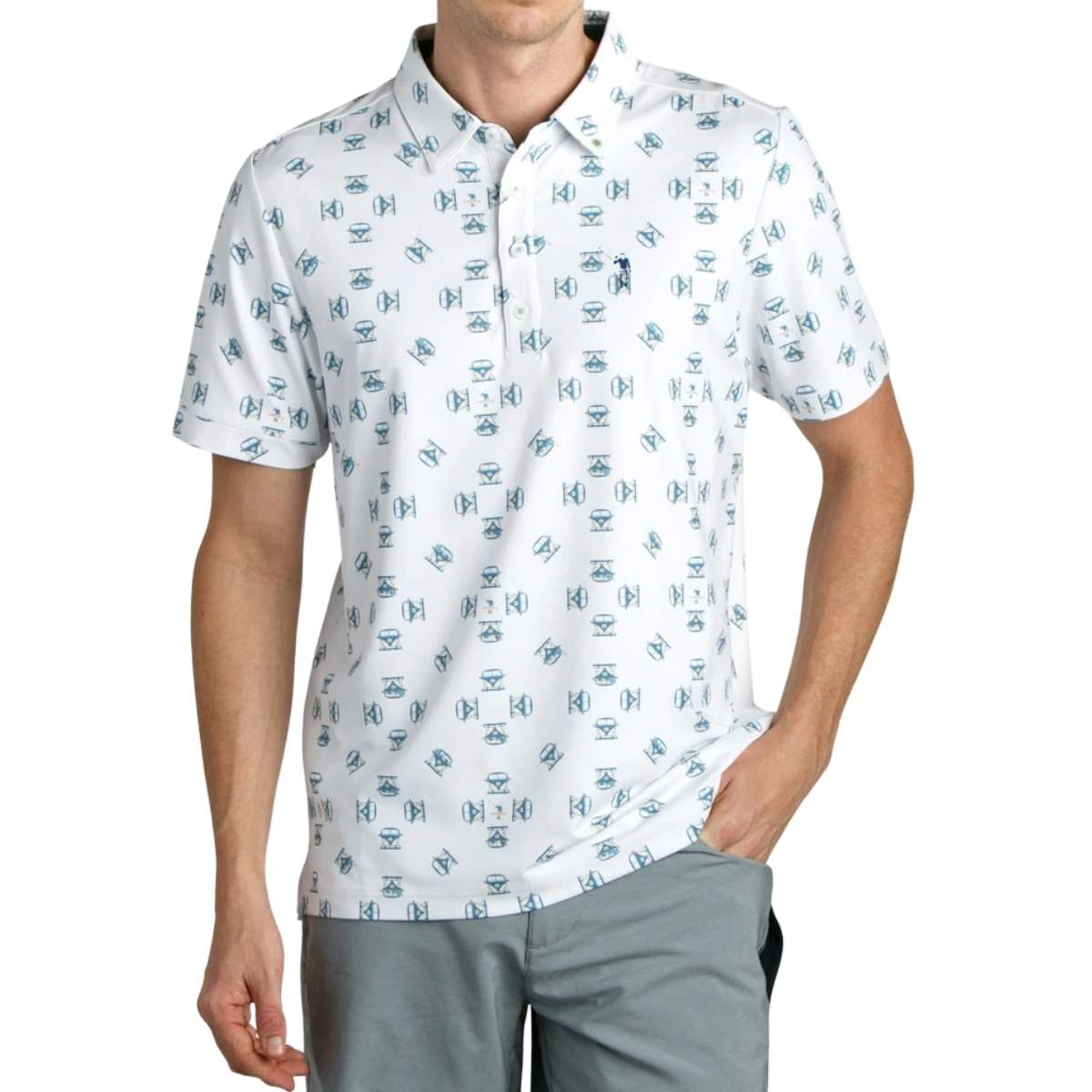 William Murray Air Cooled Polo