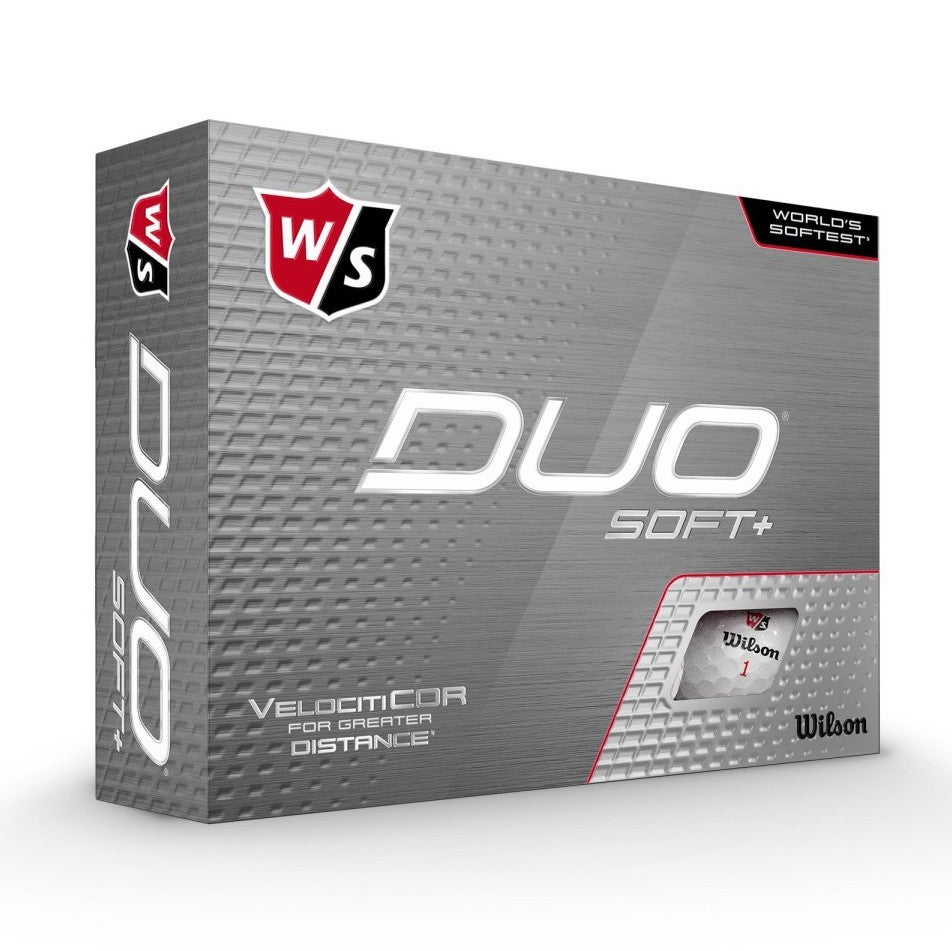 Wilson 2020 Duo Soft Golf Balls