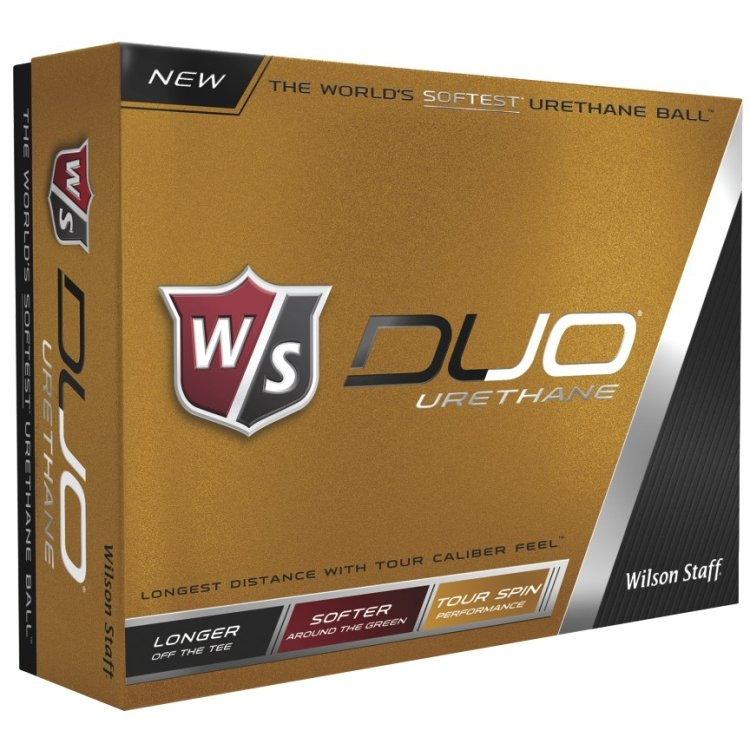Wilson Staff Duo Urethane Personalized Golf Ball