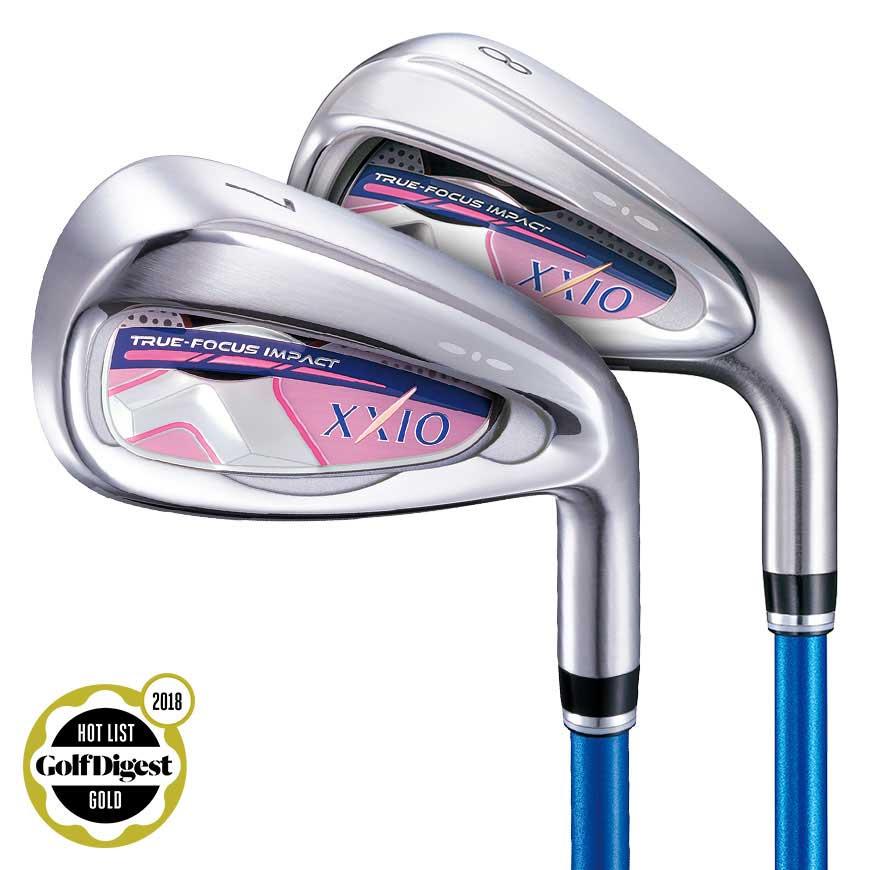 XXIO X Women's Irons (7-PW, SW)