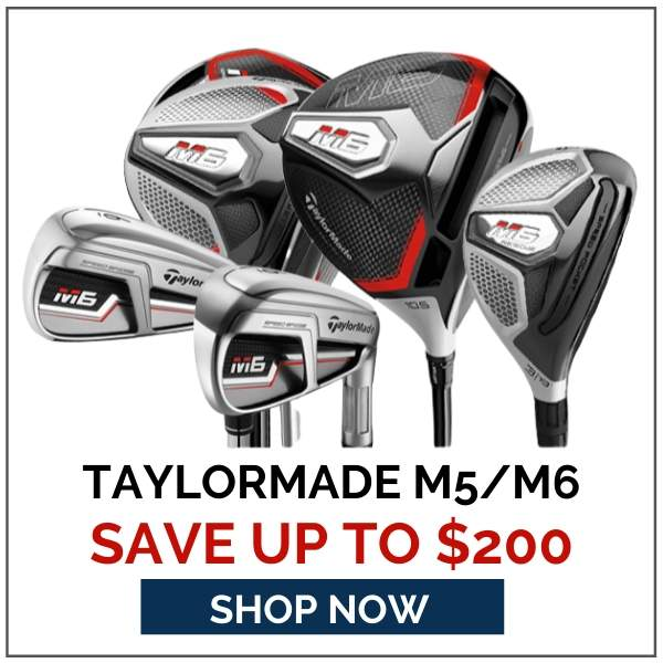 TaylorMade M5M6