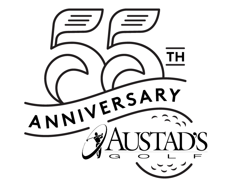 Austad's Golf 55th Anniversary