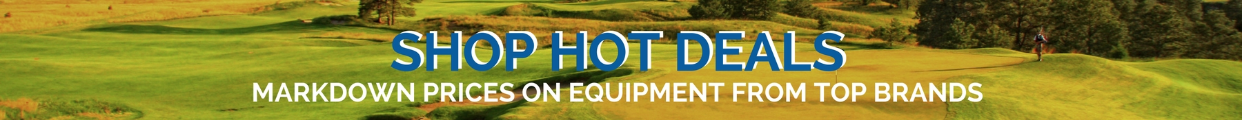 Hot Golf Deals