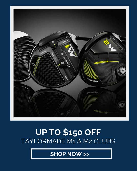 TaylorMade M1 and M2
