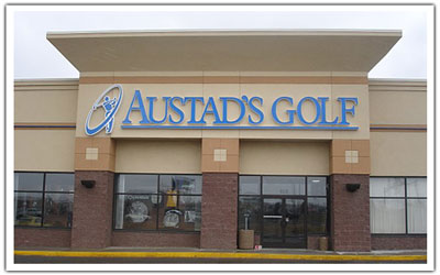 Austad's Golf St Cloud Exterior